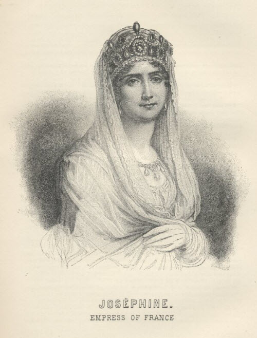 Empress Josephine - First Wife of Napoleon