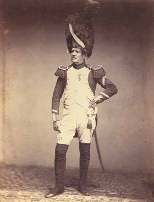 Photographs of the Napoleonic Wars